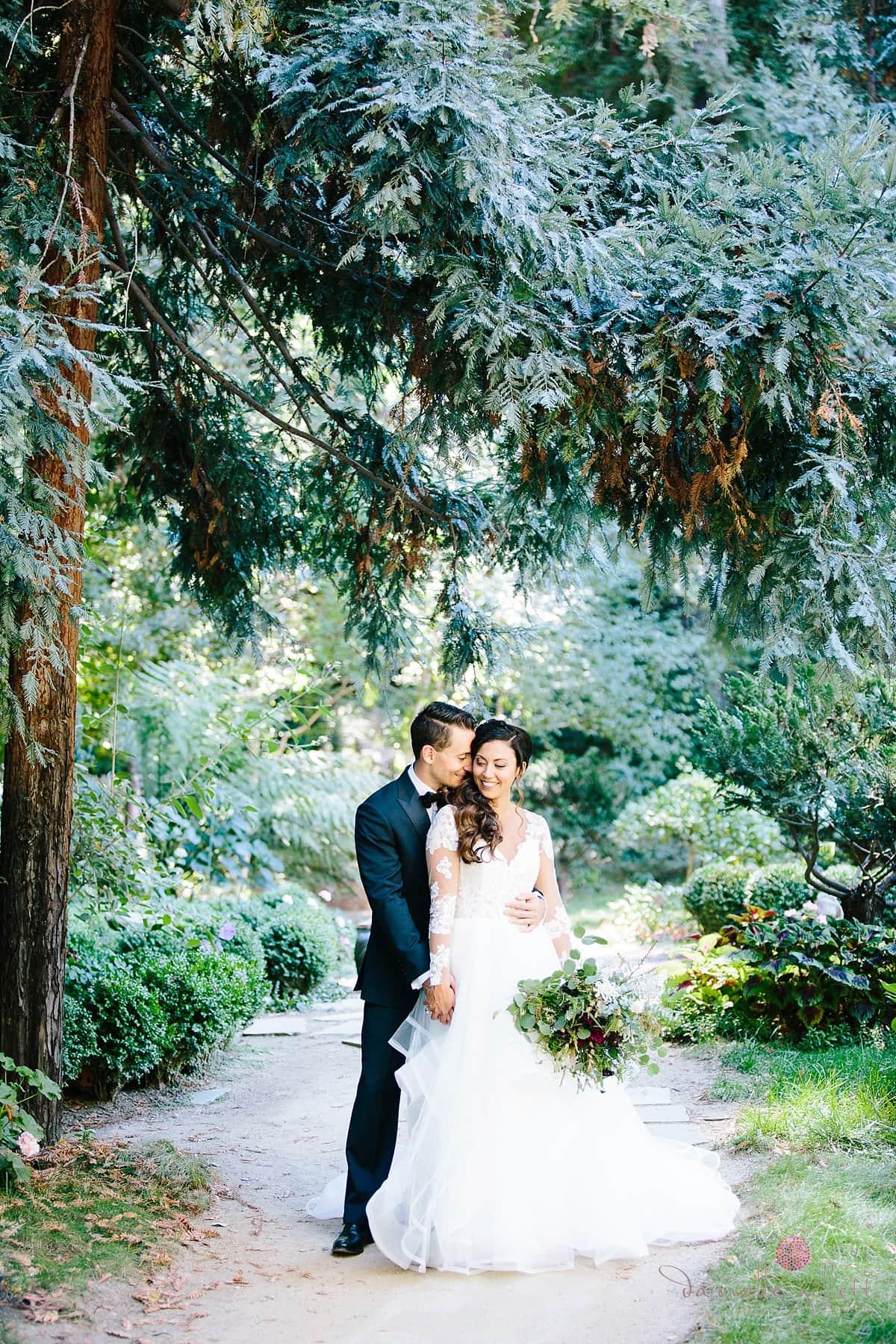 Nesldown Wedding, Danielle Gillett Photography, Whimsical Wedding, Bohemian Wedding, Bay Area Wedding, Fairytale wedding, Santa Cruz Wedding, Redwood Wedding, Bride and Groom, First Look