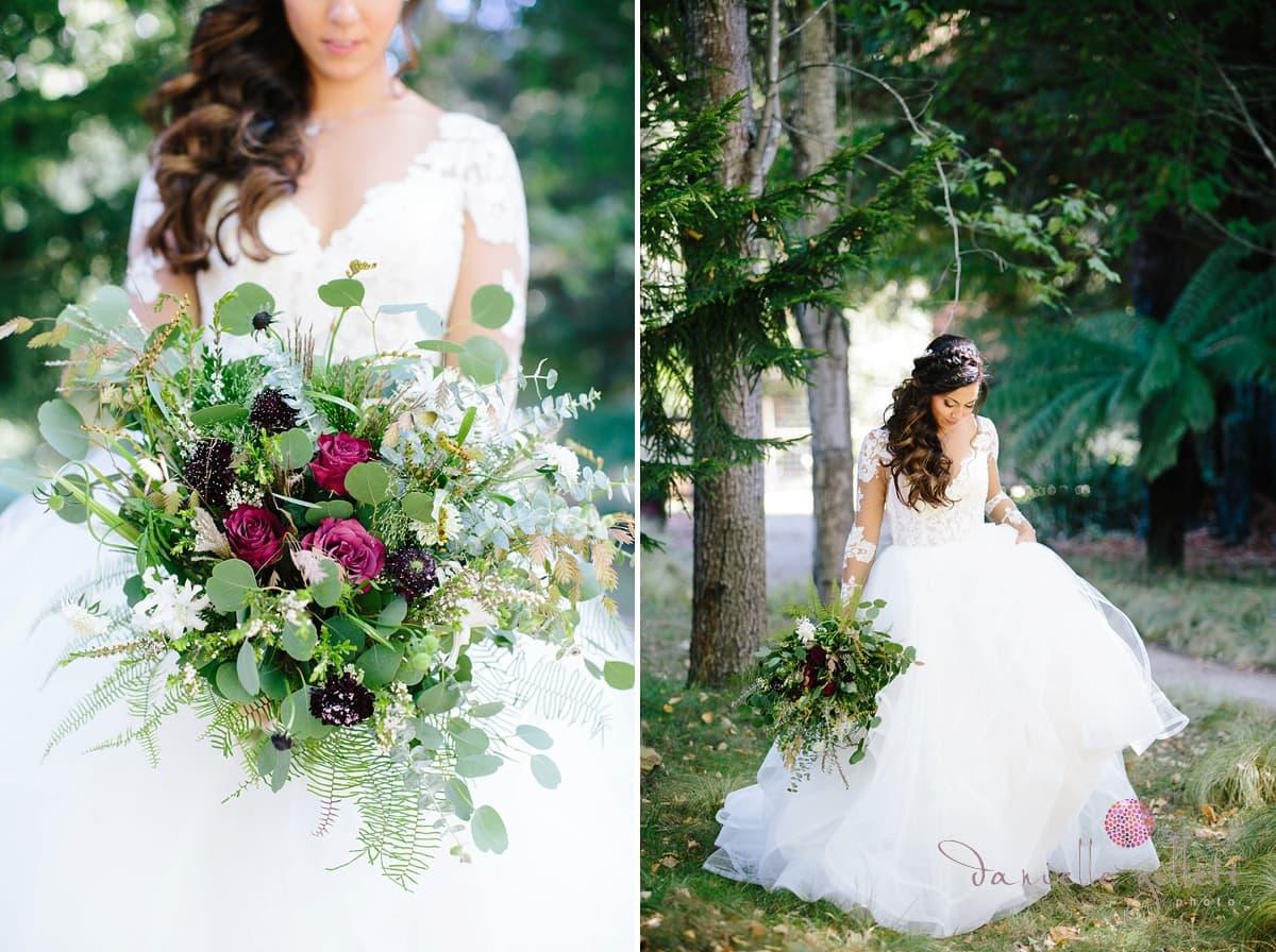 Nesldown Wedding, Danielle Gillett Photography, Whimsical Wedding, Bohemian Wedding, Bay Area Wedding, Fairytale wedding, Santa Cruz Wedding, Redwood Wedding, Bride , Outdoor Wedding, Wedding Boquet