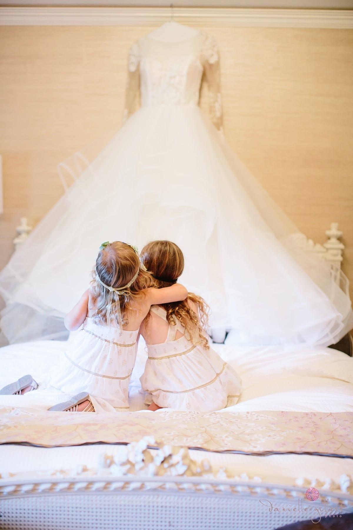 Nesldown Wedding, Danielle Gillett Photography, Whimsical Wedding, Bohemian Wedding, Bay Area Wedding, Fairytale wedding, Santa Cruz Wedding, Redwood Wedding, Flower Girl