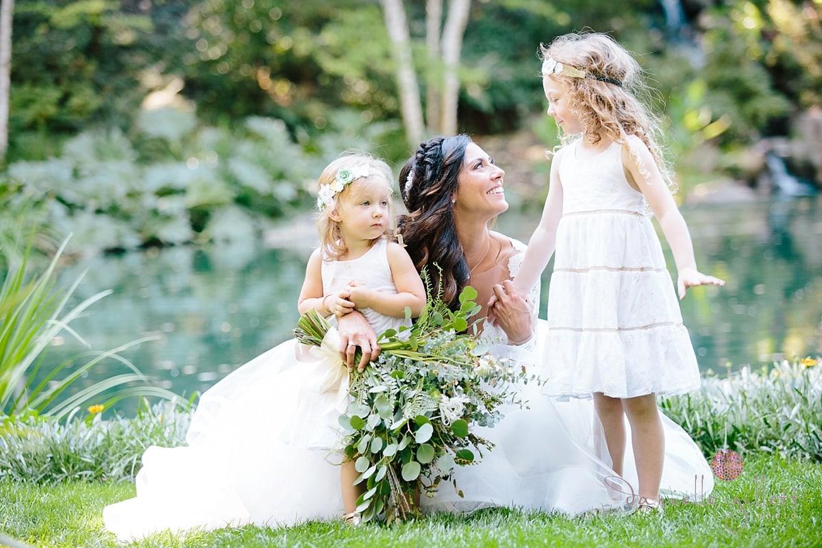 Nesldown Wedding, Danielle Gillett Photography, Whimsical Wedding, Bohemian Wedding, Bay Area Wedding, Fairytale wedding, Santa Cruz Wedding, Redwood Wedding, Bridesmaids , Outdoor Wedding, Bridal Party, Flower girl, Ringbearer