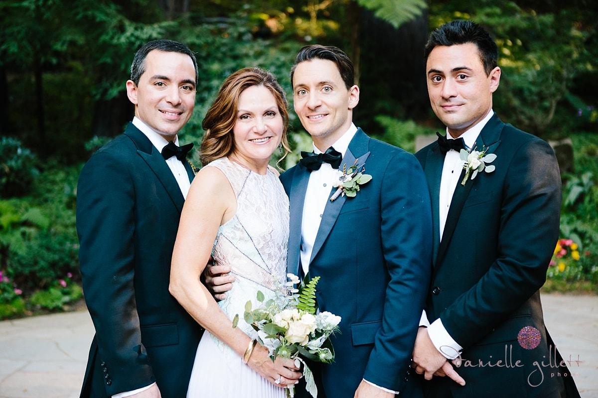 Nesldown Wedding, Danielle Gillett Photography, Whimsical Wedding, Bohemian Wedding, Bay Area Wedding, Fairytale wedding, Santa Cruz Wedding, Redwood Wedding, Outdoor Wedding, Ceremony, Family Portrait