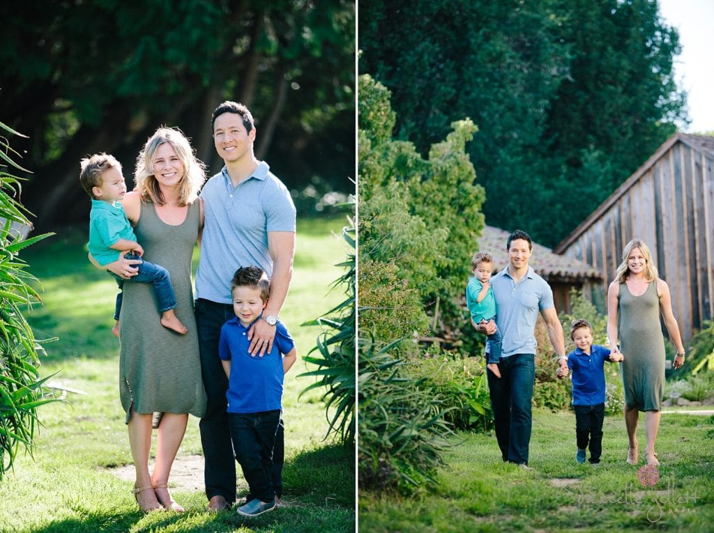 Family Photography in Santa Cruz at Wilder Ranch