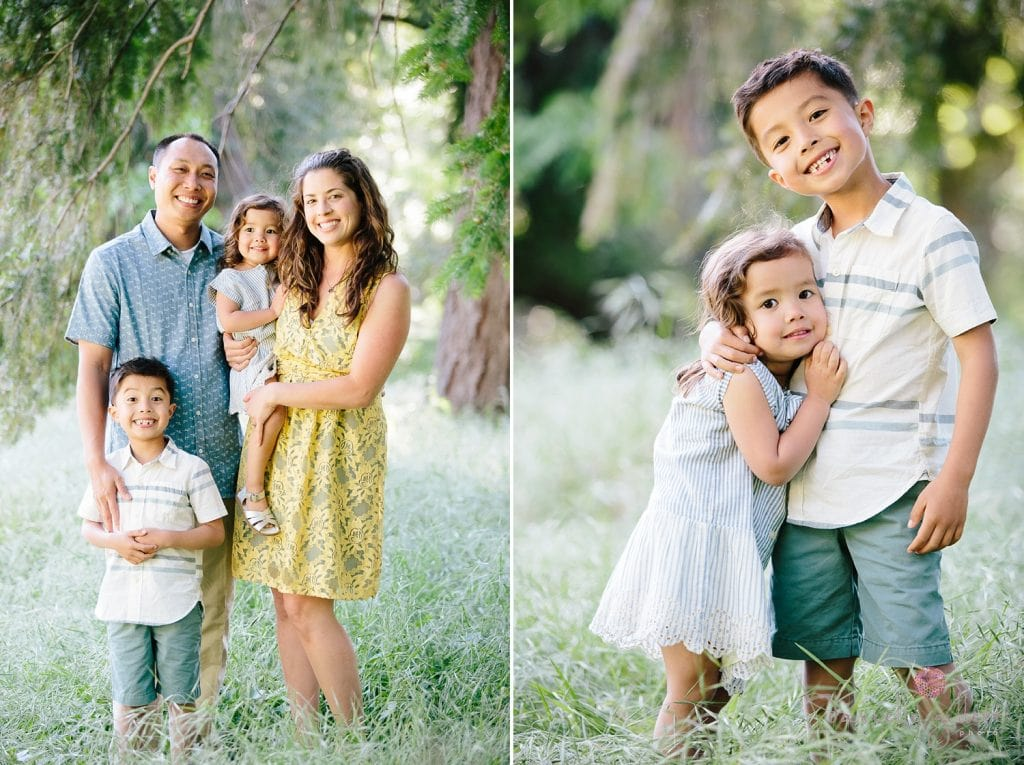 Outdoor Family Photography mini sessions