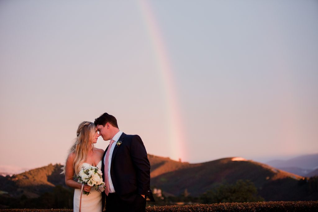 Wedding Photography Carmel Valley. Outdoor Wedding Photography Tehema Golf Club