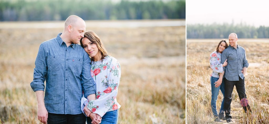 Bend Engagement Session at Dillon Falls