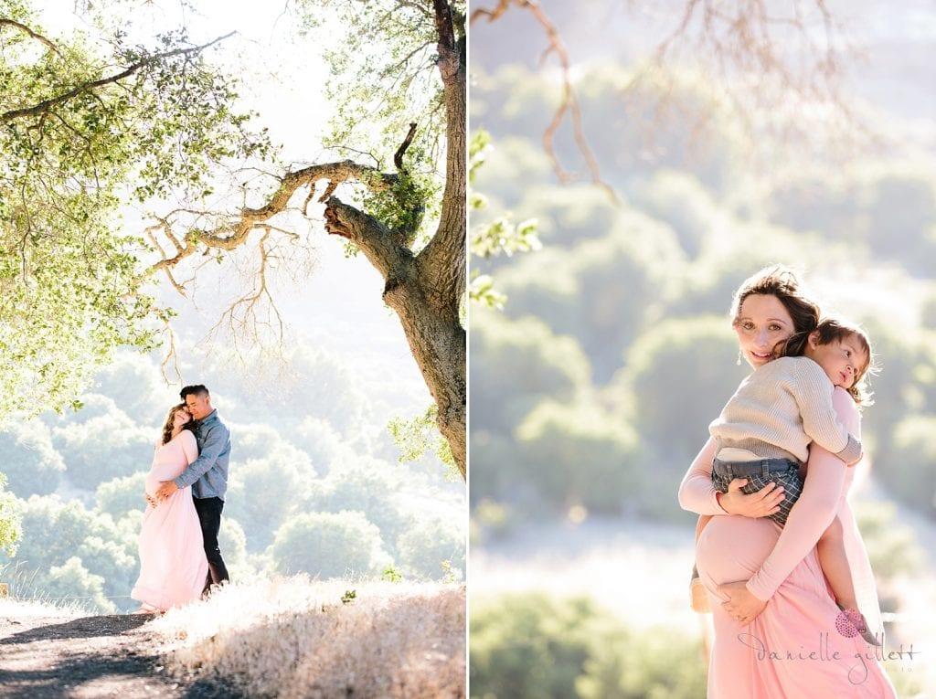 Bay Area Family Photographer, Maternity Session