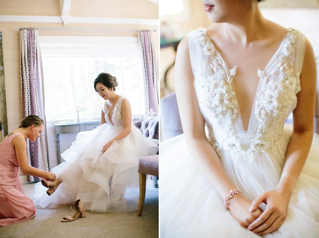 Nestldown Wedding Photography Bride Getting Ready