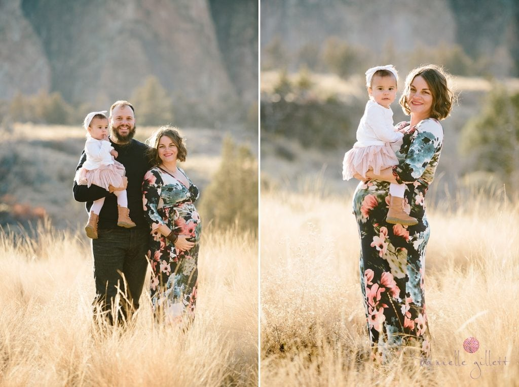 Central Oregon Family Photography at Smith Rock. Smith Rock Family Pictures