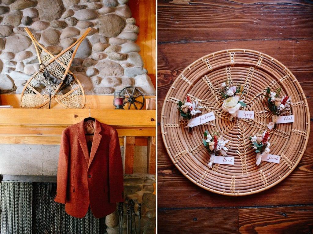 Bend Wedding Photography. Black Butte Ranch Wedding. Fall Colors Wedding