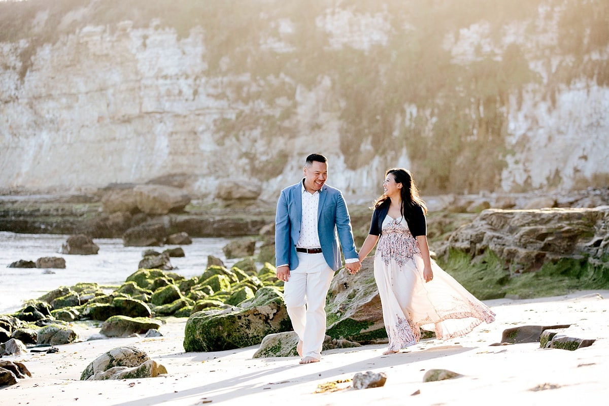Santa Cruz Wedding Photography | Beach Engagement Photos