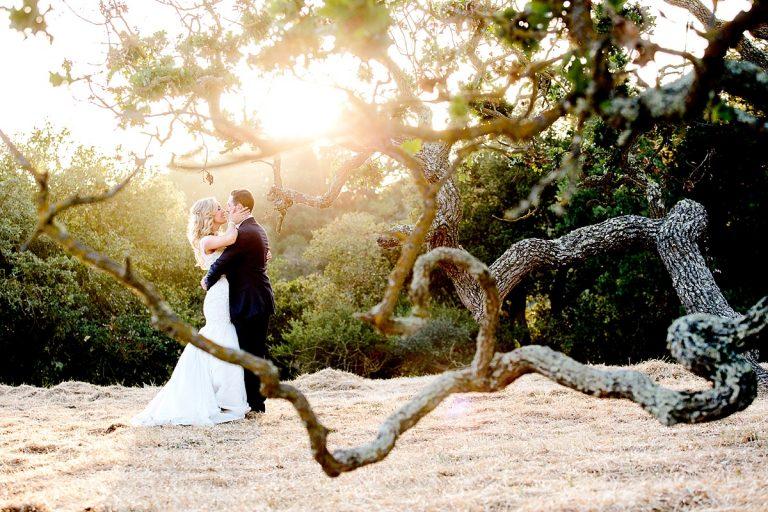 Wedding Photography Holman Ranch | Outdoor Wedding Photography