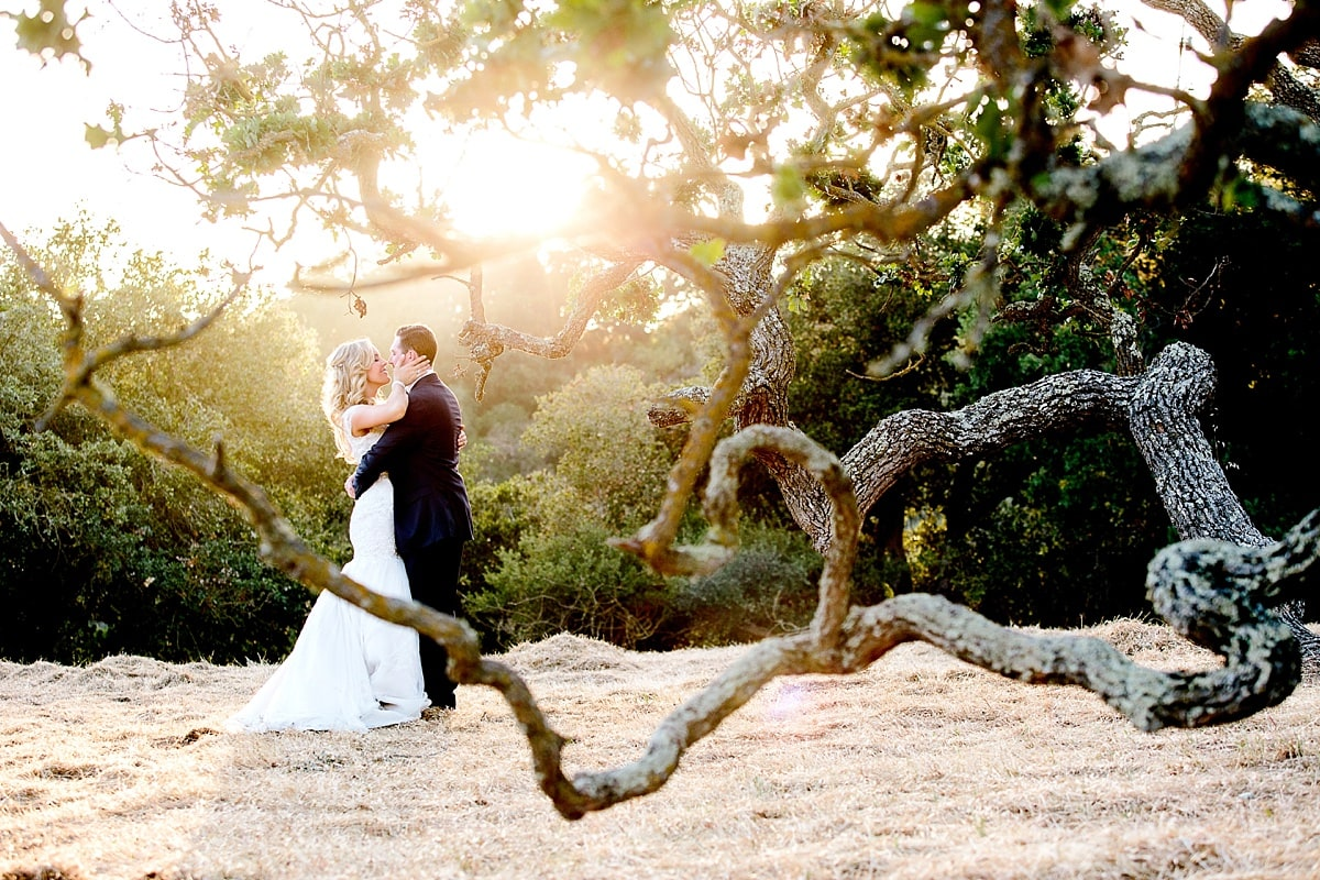 Wedding Photography Holman Ranch | Outdoor Wedding Photography